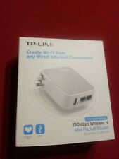 TP-LINK Wireless Pocket Router, TL-WR710N