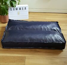 Dog Bed Waterproof Inserts - Pillow Inserts Memory Foam Crumb - 5 sizes