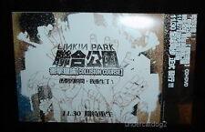 Linkin Park Collision Course Numb Encore Taiwan Ltd Promo CD(Chester Bennington)