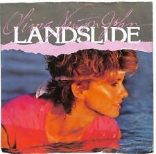 "Olivia Newton-John - Landslide - 7"" Record Single"