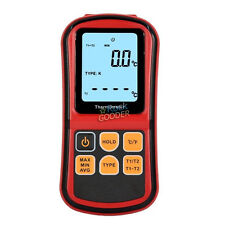 K-Shape Digital Thermometer w/ Thermocouple Sensor rd UK