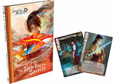 Legend of the Five Rings The Sword and the Spirits w/ Promo Alternate Art Cards