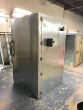 New listing 4x4x7 Powder Coating Batch Oven With Fan