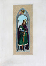 Kaiser Heinrich VI. Nimwegen Messina Staufer Krone Zepter Schwert Mittelalter