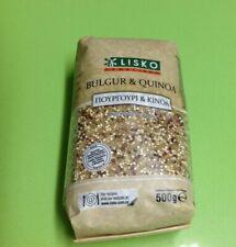 BULGUR AND QUINOA 500GR