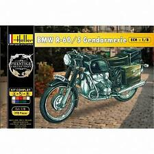 Heller 1/8 BMW R-60/5 Gendarmerie Gift Set # 52992G
