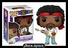 Pop! rocas-Jimi Hendrix! Funko Pop! figura De Vinilo #054