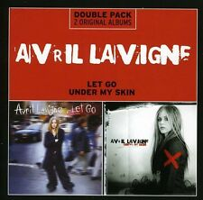 Avril Lavigne - Let Go/Under My Skin [New CD] UK - Import