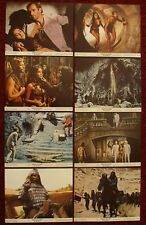 Beneath The Planet Of The Apes 1970 Original Color Lobby Still Set Kim Hunter