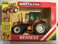 Britains Farm 9518 Renault Tractor In Original Box 1984