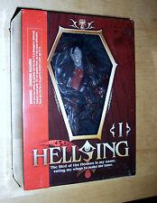 Hellsing Ultimate Vol. 1 Limited Edition Steelbook Set w Alucard Figure NEW R1