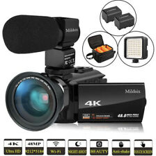 Videokamera Camcorder 4k Wifi Digital Kamera Full HD 60fps YouTube vlogging 3.0
