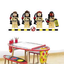 NEW LEGO GHOSTBUSTERS GIANT VINYL WALL STICKER DECALS CHILDREN ROOM 133
