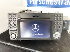 GENUINE Mercedes W171 SLK280 SLK300 SLK350 SLK55 Navigation Comand Changer Radio