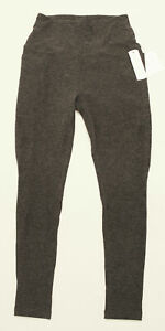 Beyond Yoga Women's Out Of Pocket High-Waisted Leggings SC4 Black/Charcoal Large