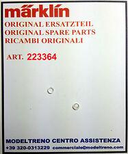 MARKLIN 223364  VETRO OBLO (2 Pz.)  FENSTEREINSATZ (2 St.)