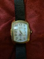 Invicta IQ Lupah Diamond Bezel Swiss Quartz MOP Dial 100M Water Resist. Watch