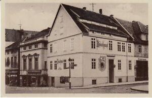 Ansichtskarte Niedersachsen  Bückeburg Gaststätte  Brauhaus