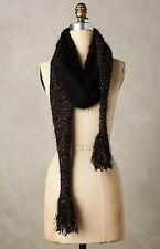 Anthropologie Brown Metallic Scarf & Hat Both For 42.99! Boho Chic See pictures