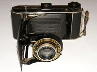 Beier Beirax 6x9 6x4.5 Medium Format Camera E.Ludwig Meritar 105 mm f/4.5 Lens