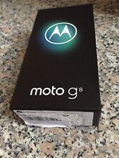 Motorola Moto G8 - 64GB - Blu DUAL SIM  Smartphone