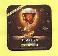 Sous-bock bière GRIMBERGEN MAJ 01//03//2020 Au choix beer cerveza birra