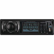 New BOSS Car Stereo Audio 612UA In-Dash Single-Din USB/SD/MP3 Player Receiver