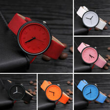 Fashion Women Stainless Steel Watches Lady Quartz Analog Canvas Wrist Watch Gift