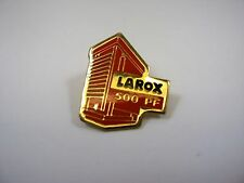 Vintage Collectible Pin: Larox 500 PF Pressure Filter Advertising