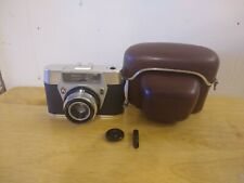 King Regula German 35mm Film Camera w Case
