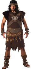 Barbarian Warrior Thor Deluxe Men Costume Plus 2XL
