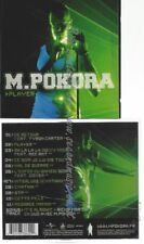 CD--M. POKORA--    PLAYER