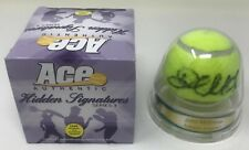 JOHN MCENROE Signed ACE authentic Hidden Signatures Dunlap TENNIS BALL Wimbledon