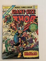 Marvel GIANT-SIZE THOR #1 (1975) Gil Kane & Joe Sinnott Cover Mid-grade