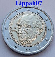Griekenland speciale 2 euro 2019 Andreas Kalvos UNC