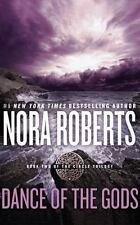 DANCE OF THE GODS unabridged audio book on CD by NORA...