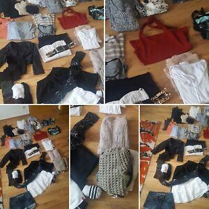 Marken Bekleidungspaket Damen 47Tlg 34-36
