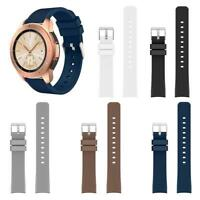 Soft Silicone 20mm Watch Band Bracelet Wrist Strap Replacemnt for Samsung Galaxy