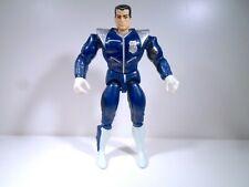 C.O.P.S. and Crooks Series 2 Bullseye Pilot Action Figure incomplete Hasbro 1988