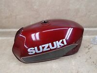 Suzuki 750 GS GS750-ES GS750ES Used Gas Fuel Tank 1983 #MS