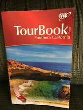 Southern California Tour Book Guide by AAA Atlas Maps 2017 Edition NEW
