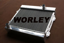 3 core aluminum radiator for COROLLA KE30 KE35 KE38 KE55 KE70 1974-1985 Manual