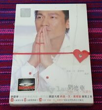 Andy Lau ( 劉德華 ) ~ 再說一次.我愛你 ( Hong Kong Press ) Cd