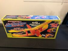 Power Air Surfer RC Remote Control Air plane Hasbro RARE New In Box