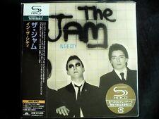 The Jam - In the City Paul Weller Japan SHM-CD Mini LP OBI New UICY-93571