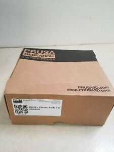Prusa MK3S+ Plastic Parts Set, Orange