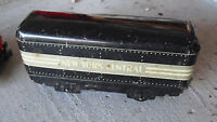 Vintage 1950s O Scale Marx Tin New York Central NYC Tender  Car