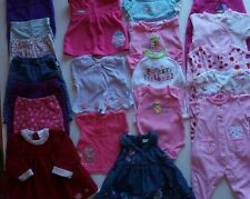Baby Girls Size 3-6 Months Fall Clothes Lot of 21 Items L2-19