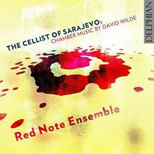 Red Note Ensemble - The Cellist Of Sarajevo: Chamber Music By David Wil (NEW CD)