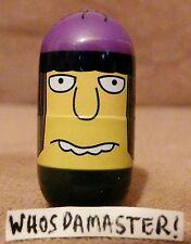 Simpsons Mighty Beanz 2004 #18 JIMBO JONES Bean Retired Free US CS